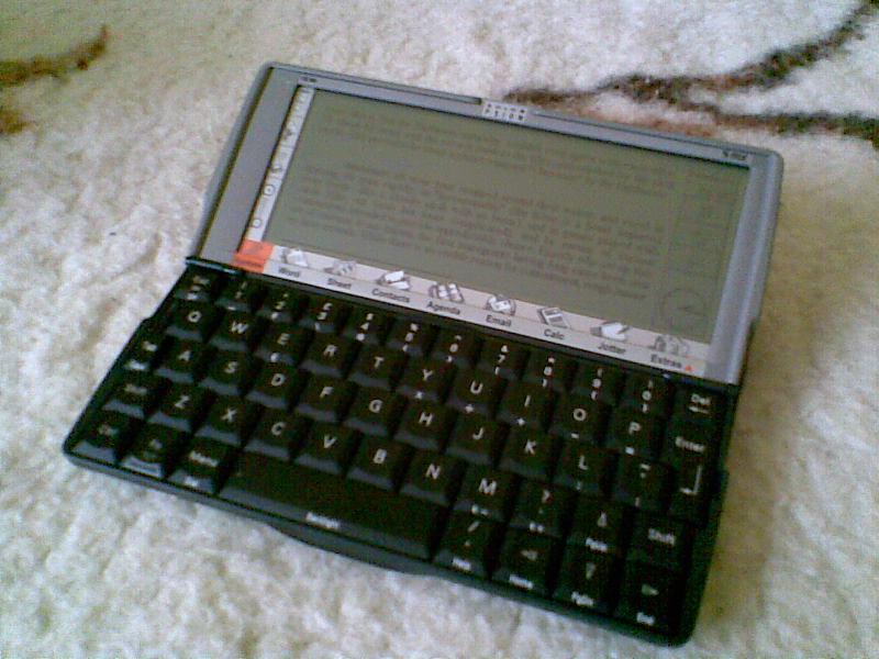 Psion (EPOC) « Vintage Palmtops