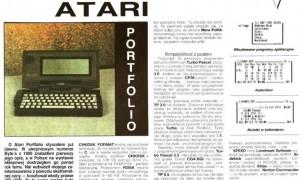 "Review article in ""Bajtek"" 10/1991"