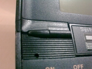 Psion's hinge (not broken)